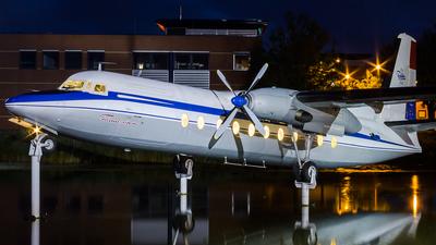 PH-NIV - Fokker F27-500 Friendship - Fokker