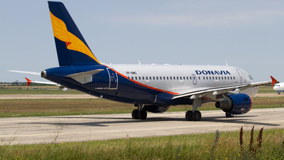 VP-BWG - Airbus A319-111 - Donavia