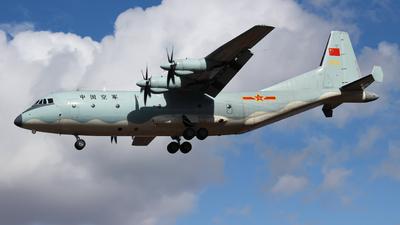 10255 - Shaanxi Y-9 - China - Air Force