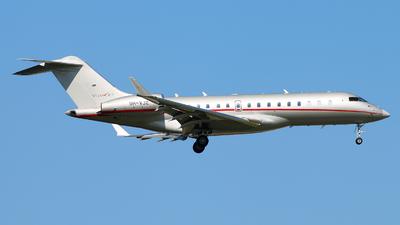 A picture of 9HVJZ - Bombardier Global 6000 - VistaJet - © cmqmc