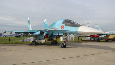 RF-95847 - Sukhoi Su-34 Fullback - Russia - Air Force