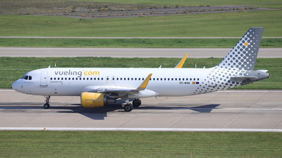 A picture of ECMAN - Airbus A320214 - Vueling - © Christoph Plank