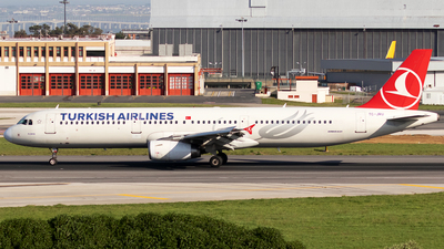 A picture of TCJRU - Airbus A321231 - Turkish Airlines - © Rui Sequeira