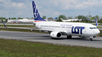 A picture of SPLWA - Boeing 73789P - LOT - © Michal Furmanczak