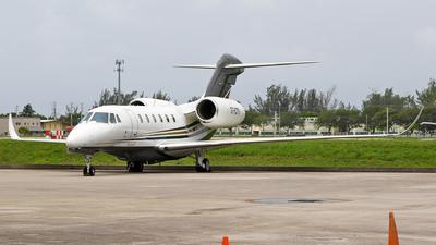 T7-CT1 - Cessna 750 Citation X - Private