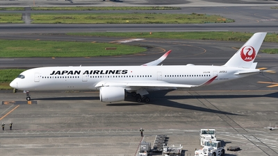 JA10XJ - Airbus A350-941 - Japan Airlines (JAL)