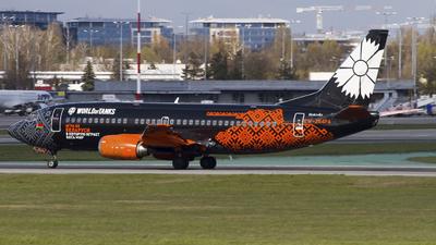 A picture of EW254PA - Boeing 7373Q8 - Belavia - © Rafal Pruszkowski