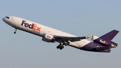 N599FE - McDonnell Douglas MD-11(F) - FedEx