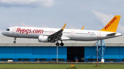 TC-RBG - Airbus A321-251NX - Pegasus Airlines
