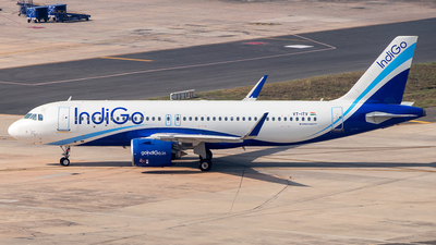A picture of VTITV - Airbus A320271N - IndiGo - © Sandeep Pilania