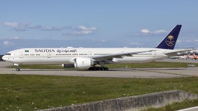 HZ-AK36 - Boeing 777-3FGER - Saudi Arabian Airlines