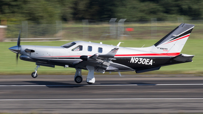 A picture of N930EA - Socata TBM930 - [1175] - © Rolf Jonsen
