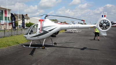 F-HSOR - Guimbal Cabri G2 - Private