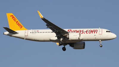 A picture of TCNCU - Airbus A320251N - Pegasus Airlines - © Ali Mithat Ozdogan