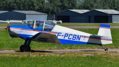 F-PCBN - Jodel D119 - Private