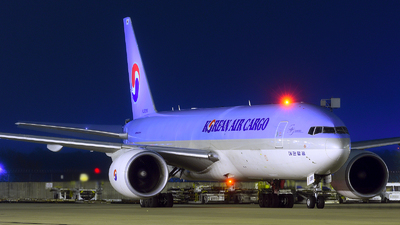 HL8285 - Boeing 777-FB5 - Korean Air Cargo
