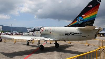 N454WF - Aero L-39C Albatros - Private
