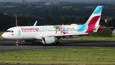 OE-IQD - Airbus A320-214 - Eurowings Europe