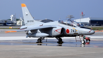 66-5743 - Kawasaki T-4 - Japan - Air Self Defence Force (JASDF)