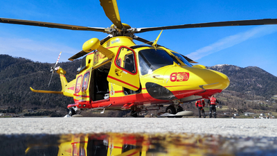 I-TNDD - Agusta-Westland AW-139 - Italy - Vigili del Fuoco
