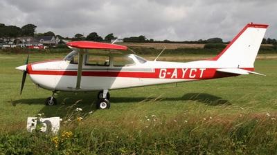 G-AYCT - Cessna 172H Skyhawk - Private
