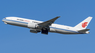 A picture of B2098 - Boeing 777FFT - Air China Cargo - © ZHOUYIFEI