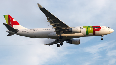 CS-TON - Airbus A330-202 - TAP Air Portugal