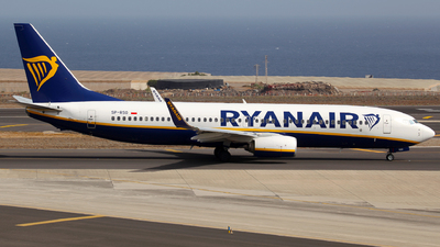 A picture of SPRSO - Boeing 7378AS - Ryanair - © J.M.Carballo