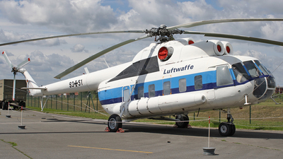 93-51 - Mil Mi-8S Hip - Germany - Air Force