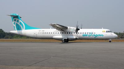 XY-AIK - ATR 72-212A(500) - Air Bagan