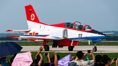 02 - Hongdu K-8 Karakorum - China - Air Force