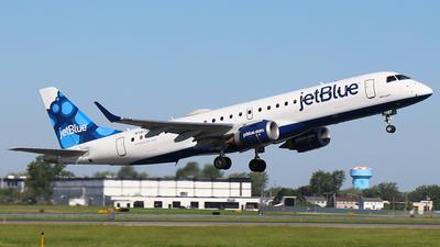 N187JB - Embraer 190-100IGW - jetBlue Airways
