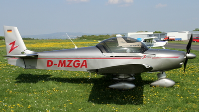 D-MZGA - Roland Aircraft Z-602 - Private