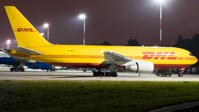 SP-MRE - Boeing 767-281(BDSF) - DHL (SkyTaxi)