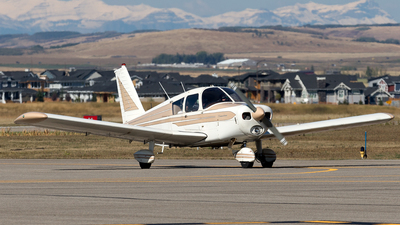 C-GHDS - Piper PA-28-160 Cherokee - Private