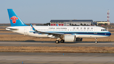 A picture of B30A8 - Airbus A320251N - China Southern Airlines - © Janson Button