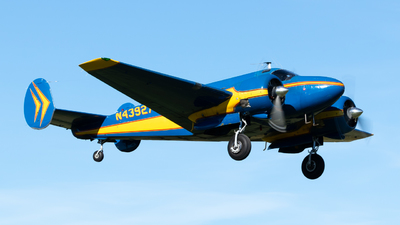 A picture of N43927 -  - [A26] - © Josh Methven