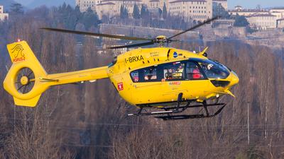 I-BRXA - Eurocopter EC 145T2 - Babcock Italia