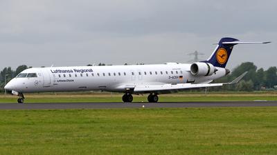 D-ACKH - Bombardier CRJ-900LR - Lufthansa Regional (CityLine)