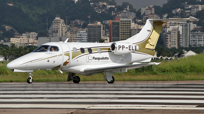PP-ELE - Embraer 500 Phenom 100 - Private