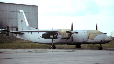01 - Antonov An-24 - Russia - Air Force