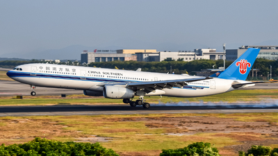 B-8362 - Airbus A330-343 - China Southern Airlines