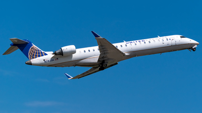 N783SK - Bombardier CRJ-702 - United Express (SkyWest Airlines)