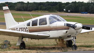 G-CEOG - Piper PA-28R-201 Arrow - Private