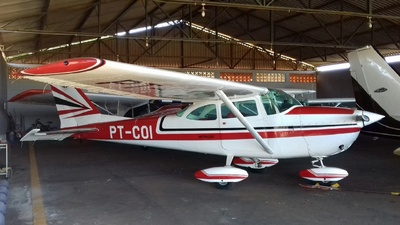PT-COI - Cessna 172G Skyhawk - Private