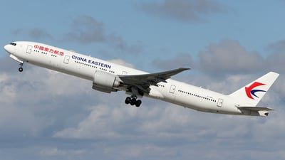 B-7367 - Boeing 777-39PER - China Eastern Airlines