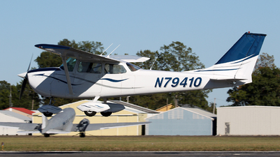 N79410 - Cessna 172K Skyhawk - Private