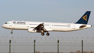 P4-KDB - Airbus A321-231 - Air Astana