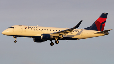 N264SY - Embraer 170-200LL - Delta Connection (SkyWest Airlines)