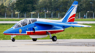 E113 - Dassault-Breguet-Dornier Alpha Jet E - France - Air Force
